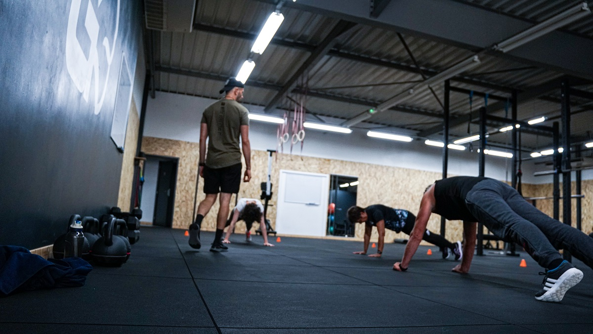 circuit fitness cours collectif cholet